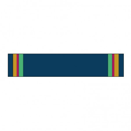 Knitted navy 'OLGA' scarf