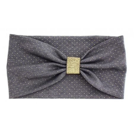 'Plumetis' headband