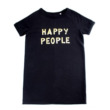 'Happy People' dress