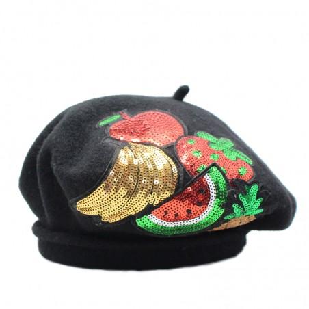 'FRUITY' beret