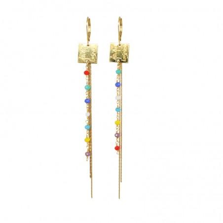 'GRELOTS 4' earrings