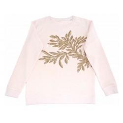 sweater César rose clair