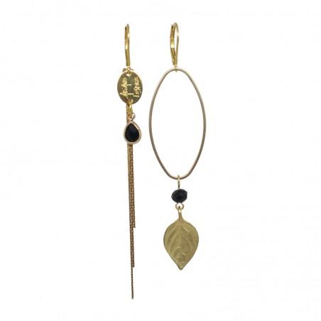 'LEAF 02' earrings
