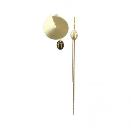 Boucles d'oreille DISCO 01
