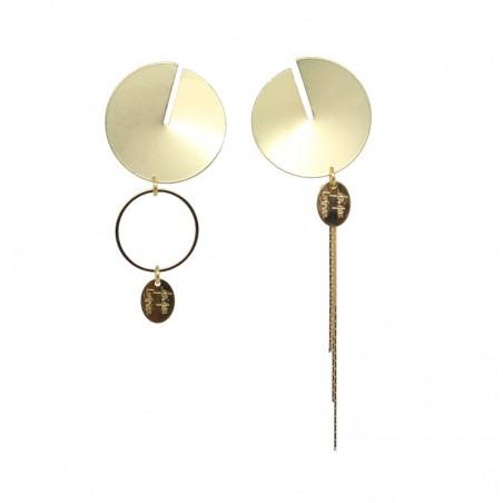 'DISCO 03' earrings