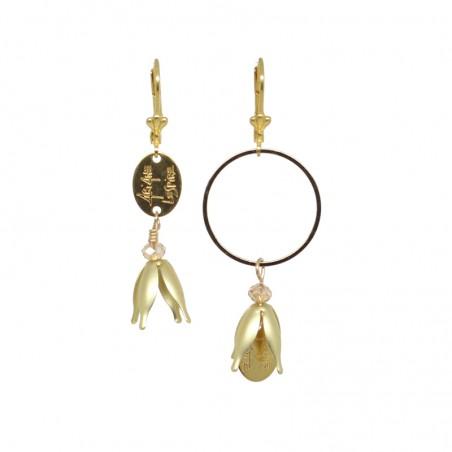 'PERCA 01' earrings