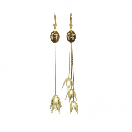 'PERCA 03' earrings