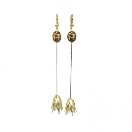 'PERCA 04' earrings