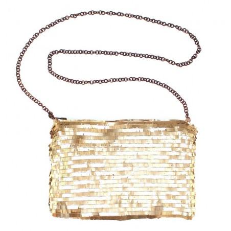 'GOLD' purse