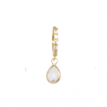 'CRISTAL 02' MONO earring