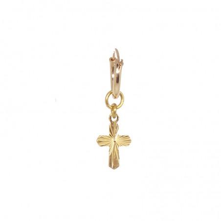 'CROIX 01' MONO earring