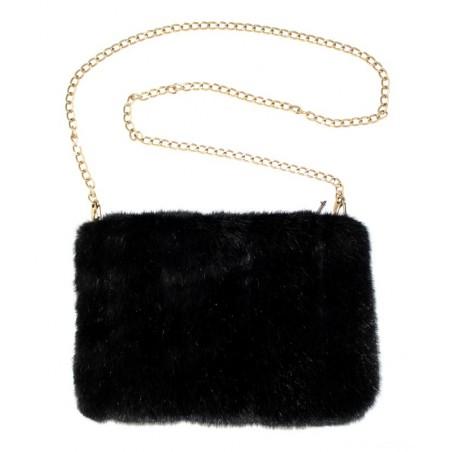 'Fur' purse