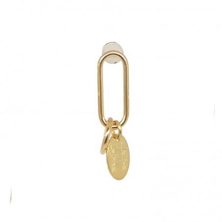 'GELULE 02' MONO earring