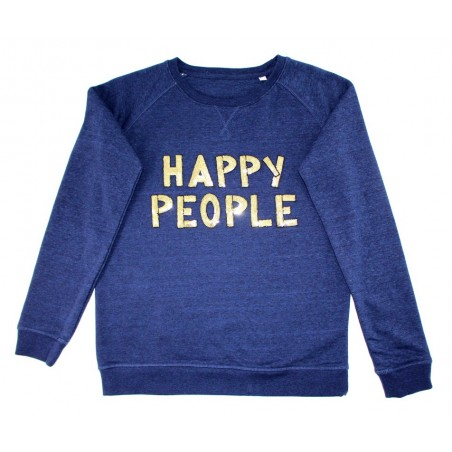 'Happy People' sweater