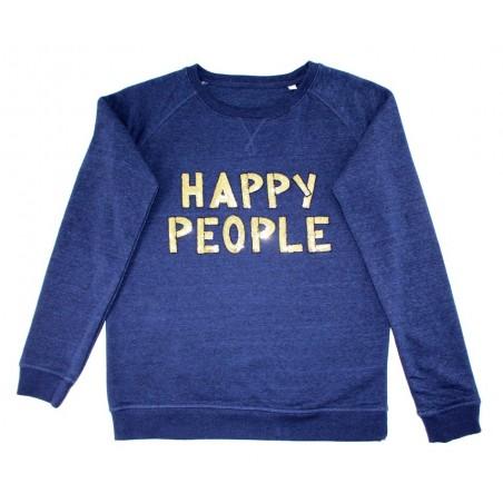 'Happy People' sweater