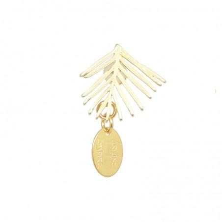 'SAPI 01' MONO earring