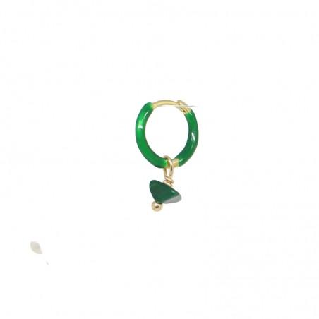 'STONE 02' MONO earring