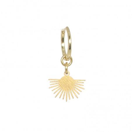 'SUN 01' MONO earring