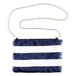 pochette Marin - bleu...