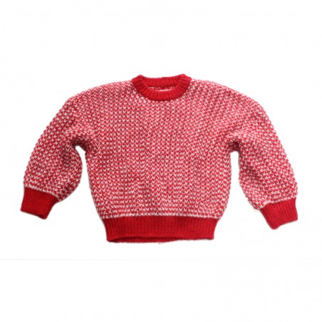 'VICHY' pullover