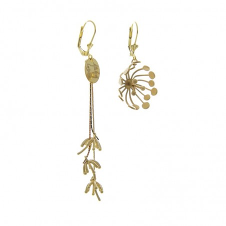 'Pistil' earrings