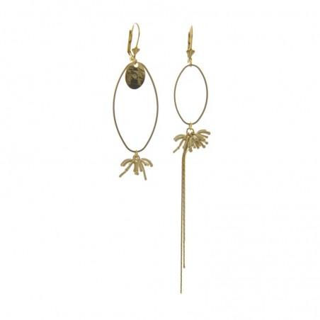 mini 'Pistil' earrings