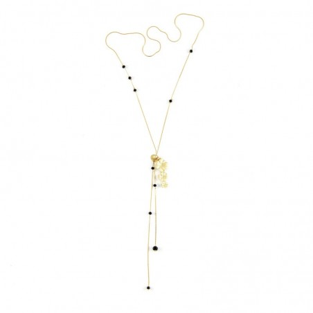 'Trefle' trio necklace