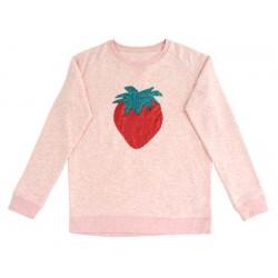 sweater 'Fraise'