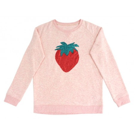 'Fraise' sweater