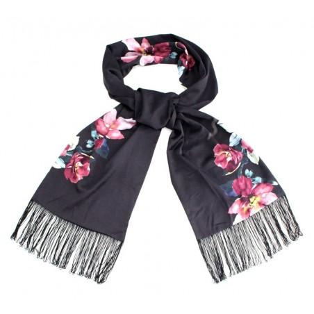'Camelia' scarf