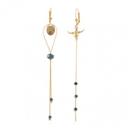 'Buffalo' earrings