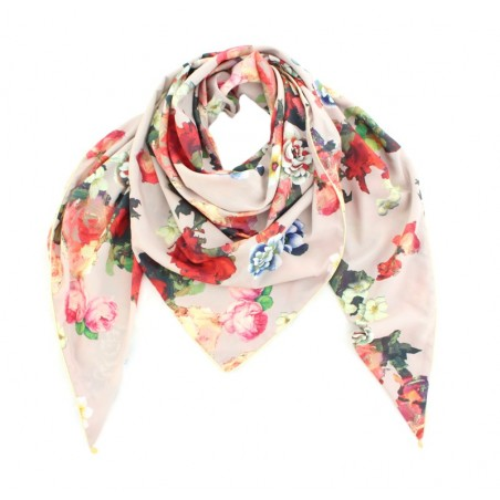 'Garden' shawl
