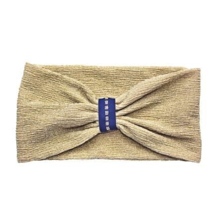 marine blue 'Rail' headband