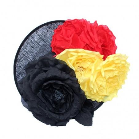 'Belgium' headdress